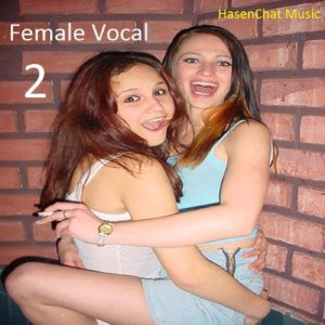 1400x1400 Female Vocal 2 Cover