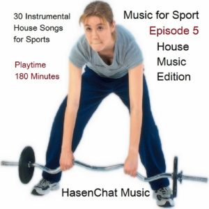 1400x1400 Music for Sport 5 - House Music Edition Cover