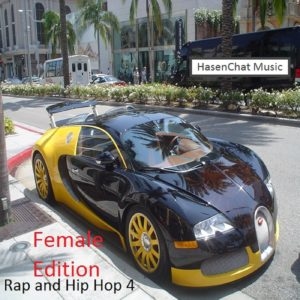 1400x1400 Rap and Hip Hop 4 - Female Edition Cover