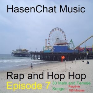 1400x1400 Rap and Hip Hop 7 Cover