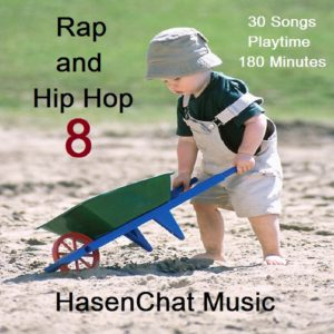 1400x1400 Rap and Hip Hop 8 Cover