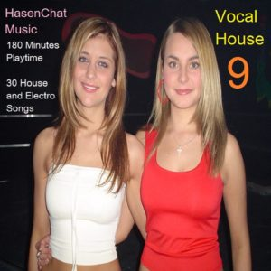 1400x1400 Vocal House 9 Cover